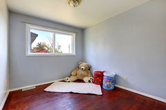 Empty kids room with toys Royalty Free Stock Photography