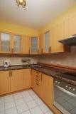 Empty  kitchen Royalty Free Stock Image