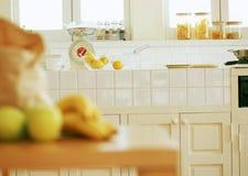 Empty kitchen Stock Photography