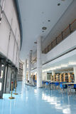 Empty library. An university library of china royalty free stock images