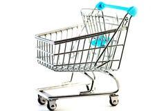 Empty little cart Stock Photography
