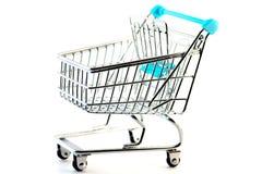 Empty little cart Stock Photos