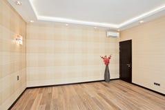 Empty living room interior Stock Image