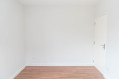 empty living room interior background Stock Photography