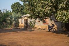 Empty Livingstone Street Royalty Free Stock Photography