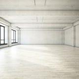 Empty loft Stock Image