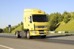 Empty lorry Stock Image