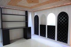 Empty Wine Cellar - Luxury Home - Interior  Royalty Free Stock Image