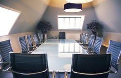 Empty  luxury office Stock Photography