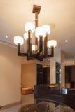 Empty luxury reception hal Stock Image