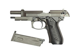 Empty m190 Stock Photography