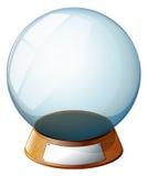 An empty magic ball Royalty Free Stock Photography