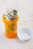 Healthcare costs Stock Photography