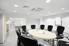 Free Empty Meeting Room Royalty Free Stock Images - 18162959