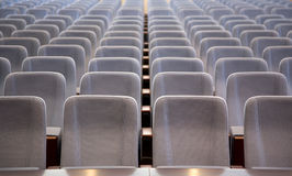 Empty Meeting Room Seating Royalty Free Stock Photos