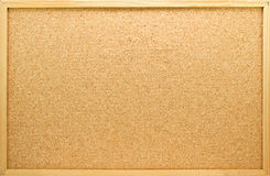 Empty memo board in closeup Stock Photos