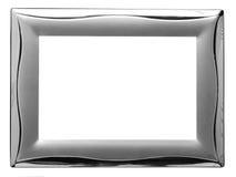 Empty metal frame Stock Photo