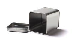 Empty Metal Tin Can Royalty Free Stock Photos