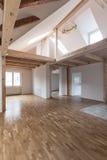 Empty modern interior Stock Photography