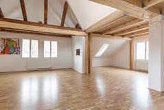 Empty modern interior Royalty Free Stock Image