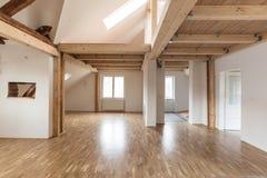 Empty modern interior Royalty Free Stock Photo