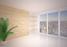 Free Empty Modern Interior Living Room, Lounge Royalty Free Stock Photos - 32241318