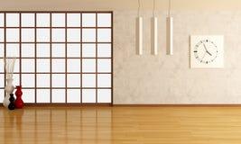 Empty modern lounge Stock Photography