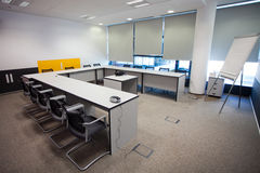 Empty modern office Royalty Free Stock Photography