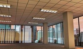 Empty modern office Royalty Free Stock Photo