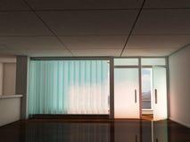 Empty modern office Stock Image