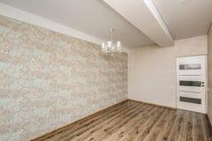 Empty modern room Stock Photos
