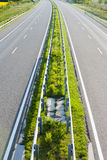 Empty Motorway Stock Image