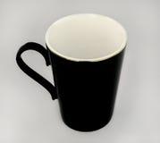 Empty mug. Empty coffee tea mug cup Royalty Free Stock Photo
