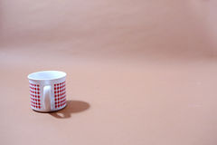 Empty mug Stock Image