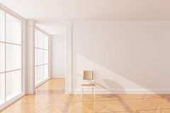 Empty new room Royalty Free Stock Images