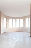 Empty newly painted room Royalty Free Stock Photo