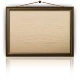 Empty Notice Board Royalty Free Stock Image