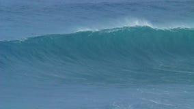 Empty Ocean Wave Stock Photography