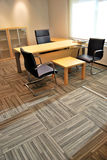 Empty office. S and empty tables Royalty Free Stock Photo