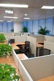 Empty office Stock Image