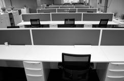 Empty office Royalty Free Stock Photos