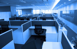 Empty office Royalty Free Stock Photo