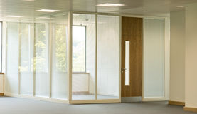 Empty office. Ready for work Stock Photography