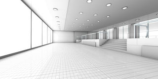 Empty Office Stock Images