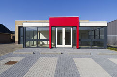 Empty office building Royalty Free Stock Images