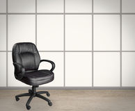 Empty office chair Stock Image