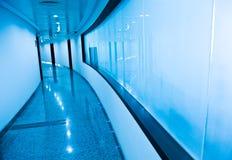 Empty office corridor Royalty Free Stock Photography
