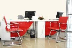 Empty office room Stock Image