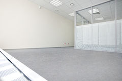 Empty office room Royalty Free Stock Images