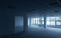Empty office room interior royalty free stock image